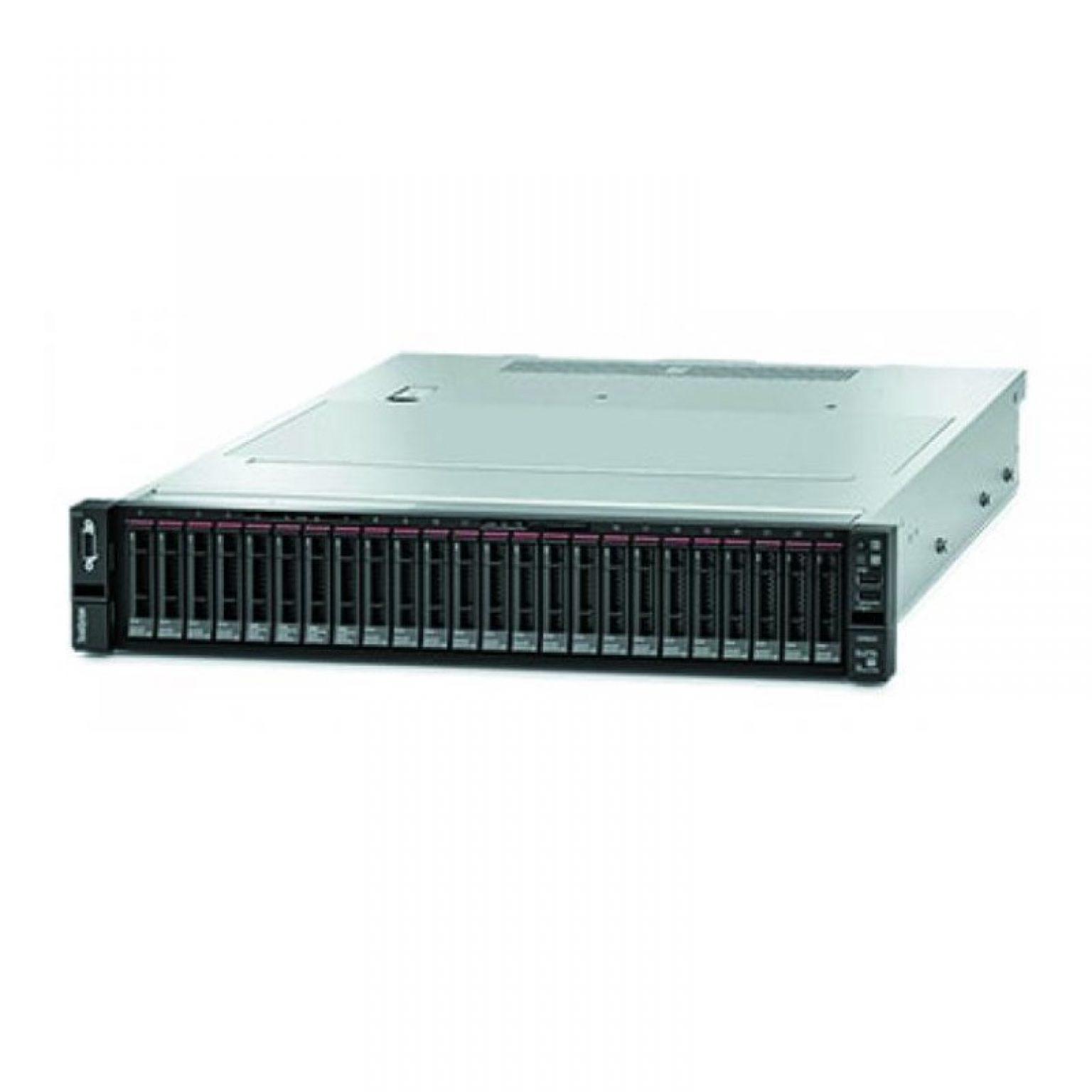 LENOVO - Thinksystem SR650 (2xGold 5218 16C 2.3GHz/RAM 8x32GB/HDD 8x2.4TB SAS/2x2750W)