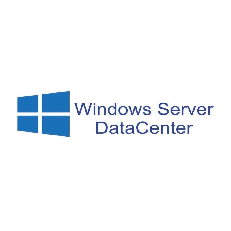 MICROSOFT - [Sys Ctr DataCenter Core] SysCtrDatactrCore SA OLP 2Lic NL Gov CoreLic Qlfd [Pemerintah]