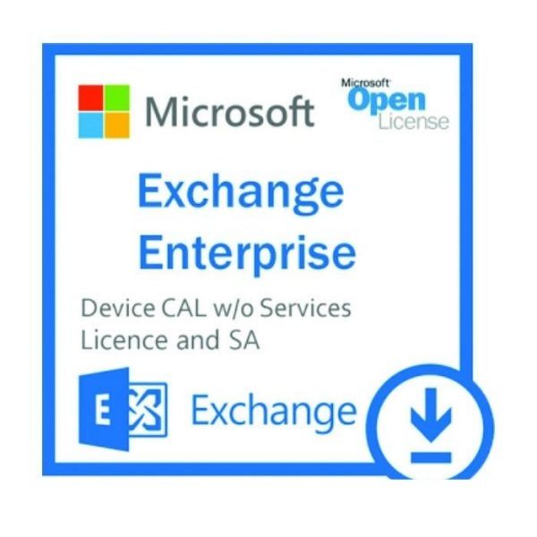MICROSOFT - [Exchange Enterprise CAL] ExchgEntCAL SA OLP NL Gov UsrCAL woSrvcs [Pemerintah]