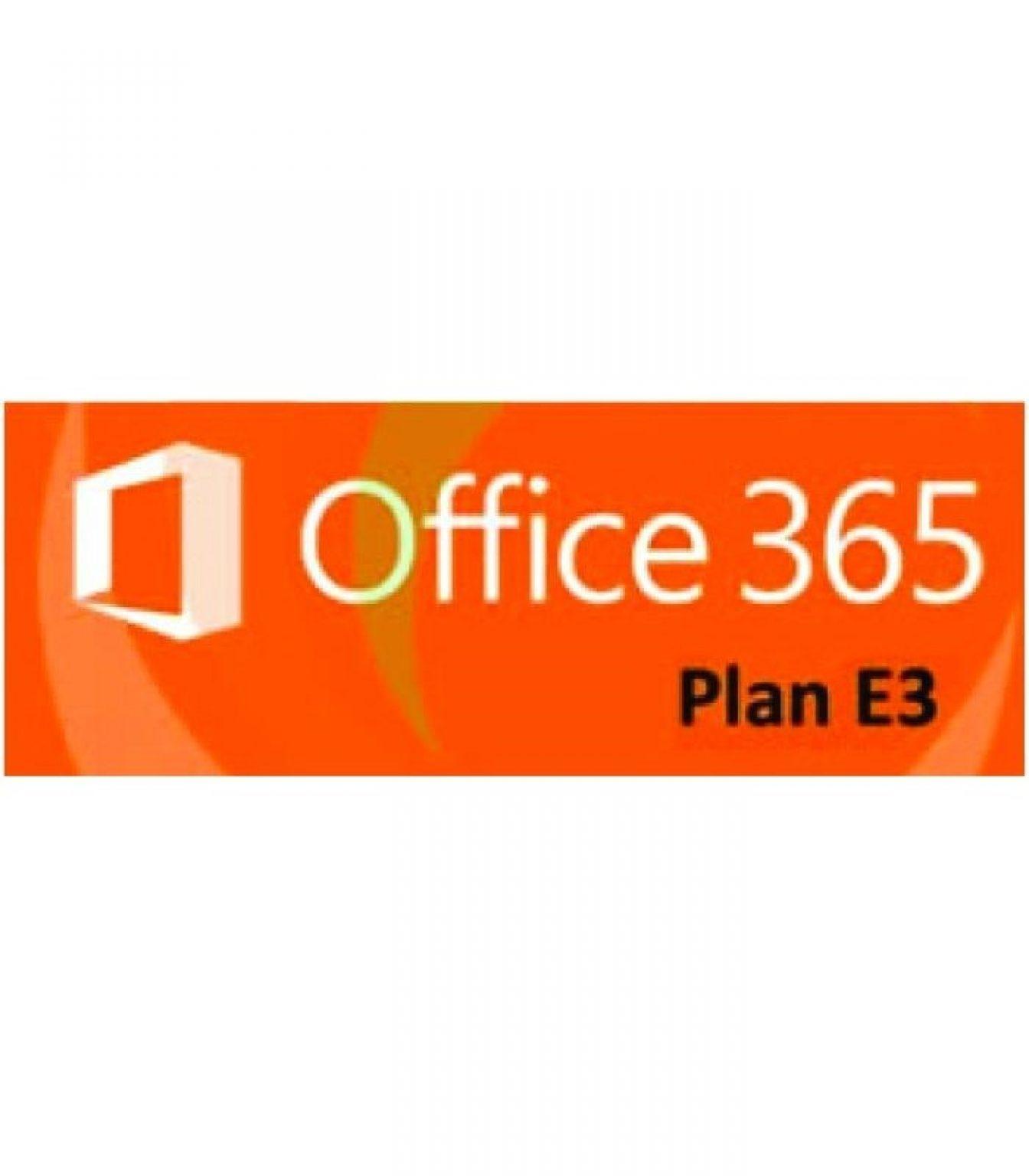 MICROSOFT - [O365 E3 Open]O365E3Open ShrdSvr SubsVL OLP NL Annual Gov Qlfd[Pemerintah]