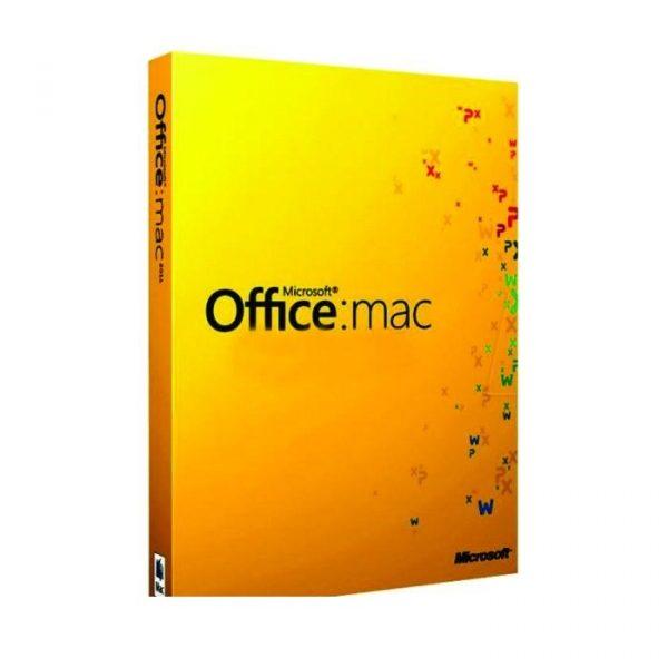 MICROSOFT - [Office Mac Standard]OfficeMacStd LicSAPk OLP NL Gov[Pemerintah]