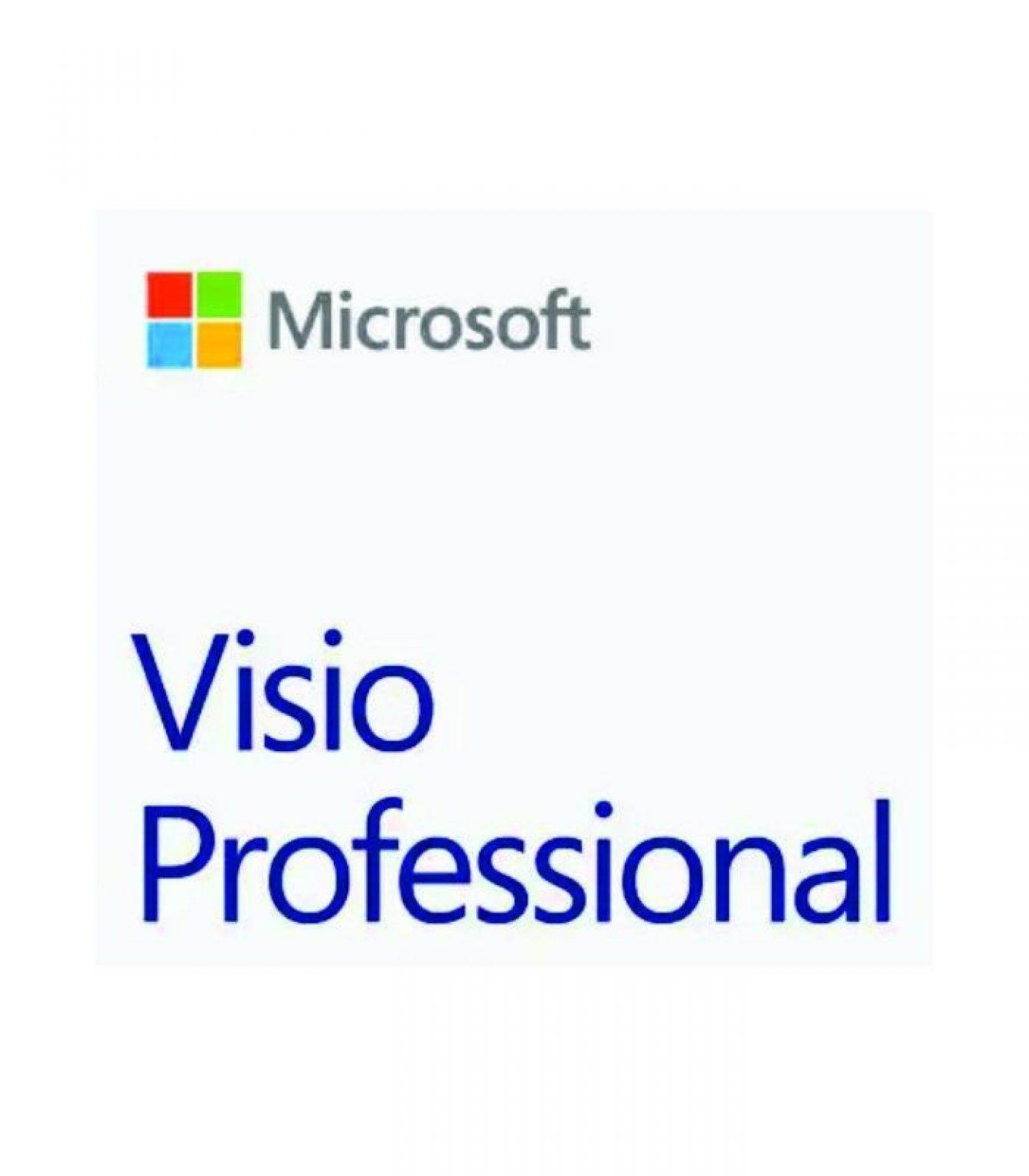 MICROSOFT - [Visio Professional]VisioPro LicSAPk OLP NL Gov[Pemerintah]