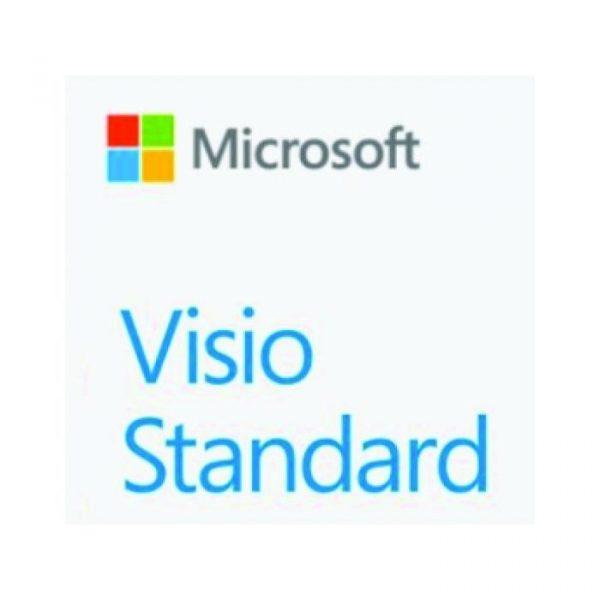 MICROSOFT - [Visio Standard]VisioStd 2019 OLP NL Gov[Pemerintah]