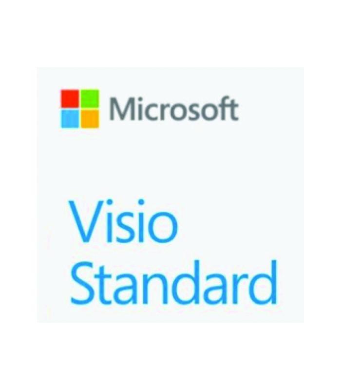 MICROSOFT - [Visio Standard]VisioStd LicSAPk OLP NL Gov[Pemerintah]