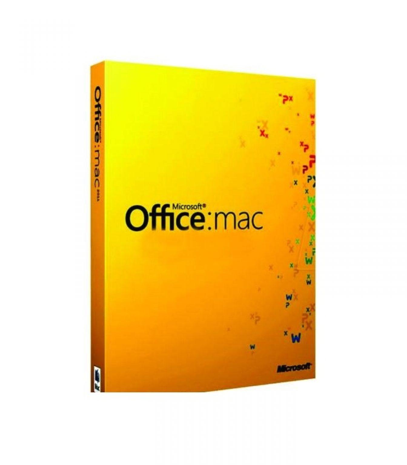 MICROSOFT - [Office Mac Standard]OfficeMacStd SNGL LicSAPk OLP NL Acdmc[Pendidikan]