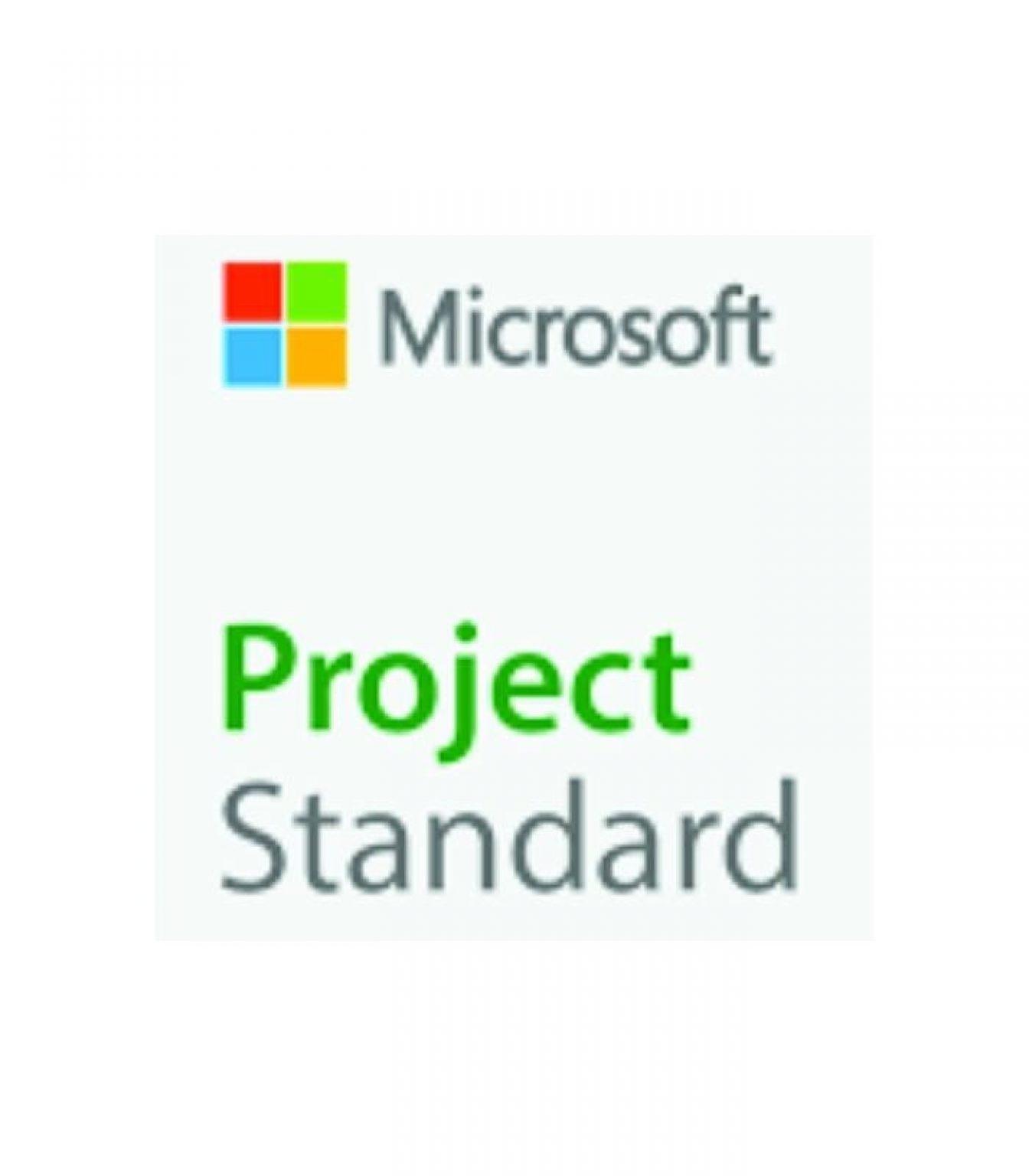 MICROSOFT - [Project Standard] Prjct Std 2019 SNGL OLP NL Acdmc [Pendidikan ]