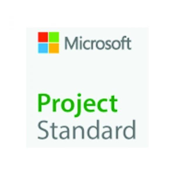 MICROSOFT - [Project Standard] Prjct Std SNGL LicSAPk OLP NL Acdmc [Pendidikan ]
