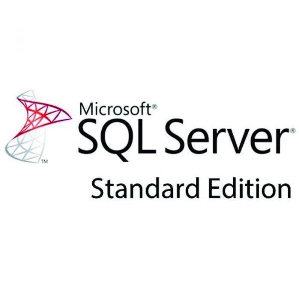 MICROSOFT - [SQL Server Standard Edition]SQLSvrStd SNGL LicSAPk OLP NL Acdmc[Pendidikan]