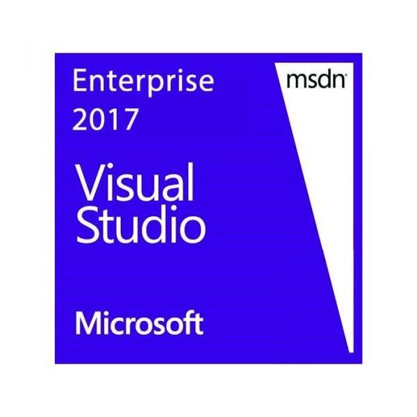 MICROSOFT - [Visual Studio Enterprise Sub MSDN]VSEntSubMSDN ALNG LicSAPk OLP NL Acdmc Qlfd[Pendidikan]