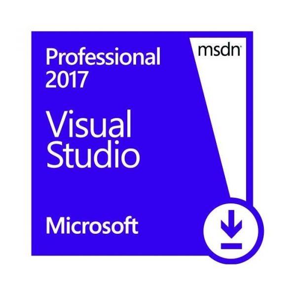 MICROSOFT - [Visual Studio Pro Sub MSDN]VSProSubMSDN ALNG LicSAPk OLP NL Acdmc Qlfd