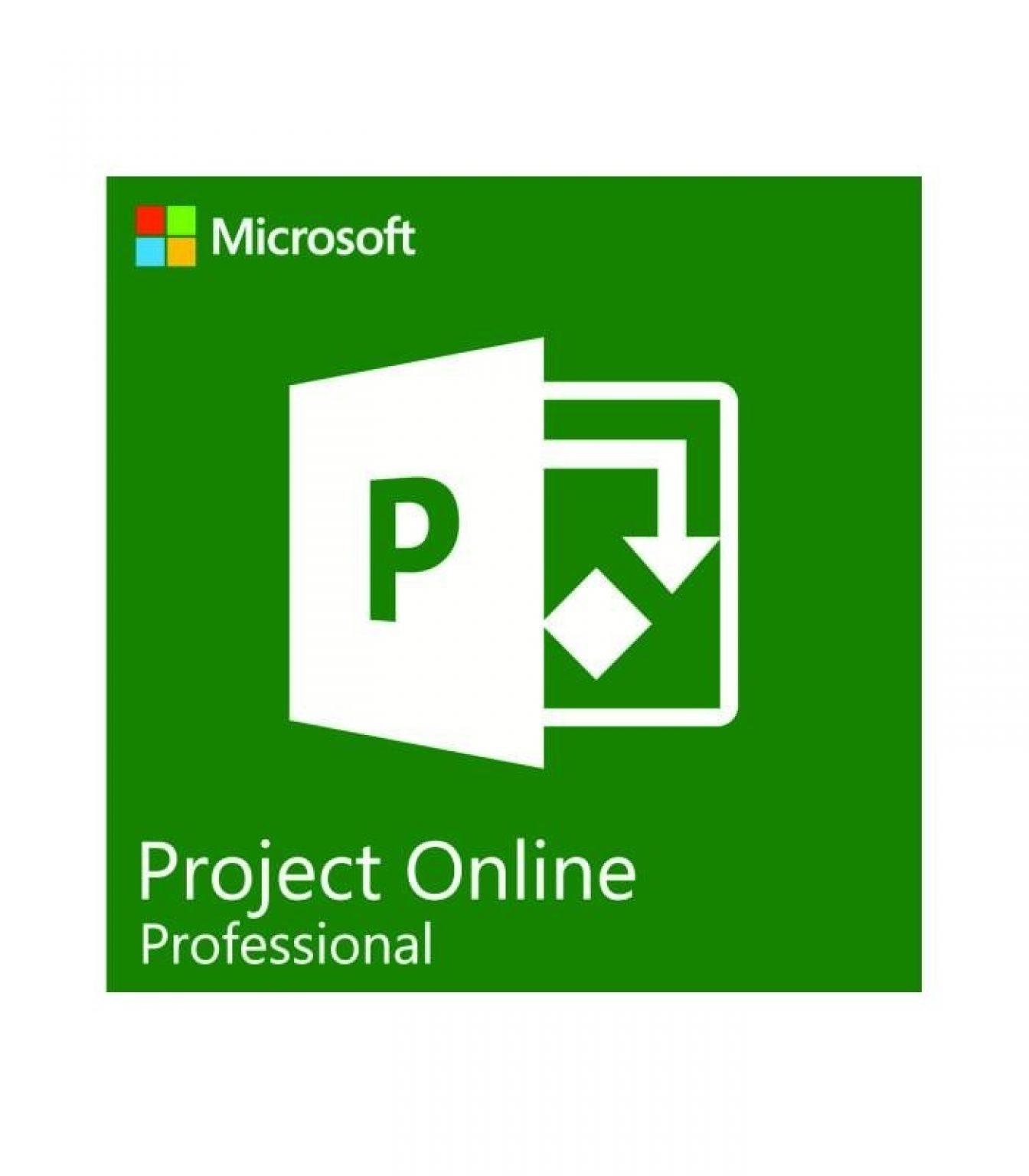 MICROSOFT - [Proj Online Professional Open Fac]ProjOnlnProfOpenFac ShrdSvr ALNG SubsVL OLV E 1Mth Acdmc AP[Pendidikan]