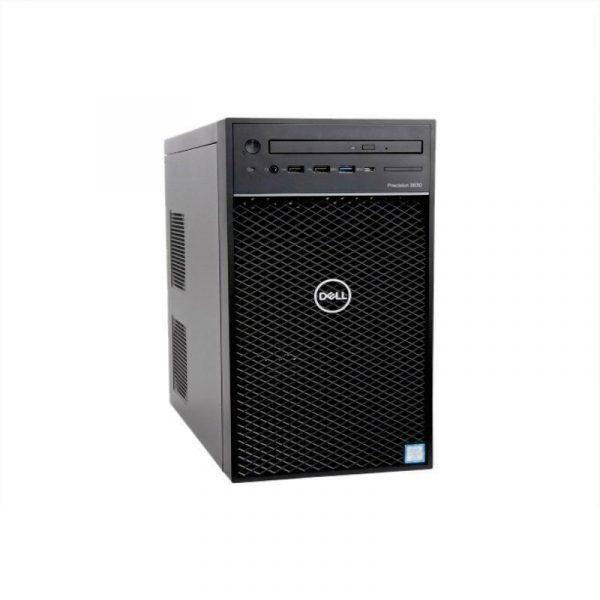 DELL - Precision 3630 Tower (Xeon E-2174G/8GB 2x4GB DDR4/1TB /P620 2GB/Win10P/22 Monitor - P2219H)