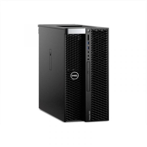 DELL - Precision 5820 Tower (Xeon W-2123/16GB (2x8GB) DDR4/1TB HDD/P2000 5GB/Win10P/U2419H 23.8inch Monitor)