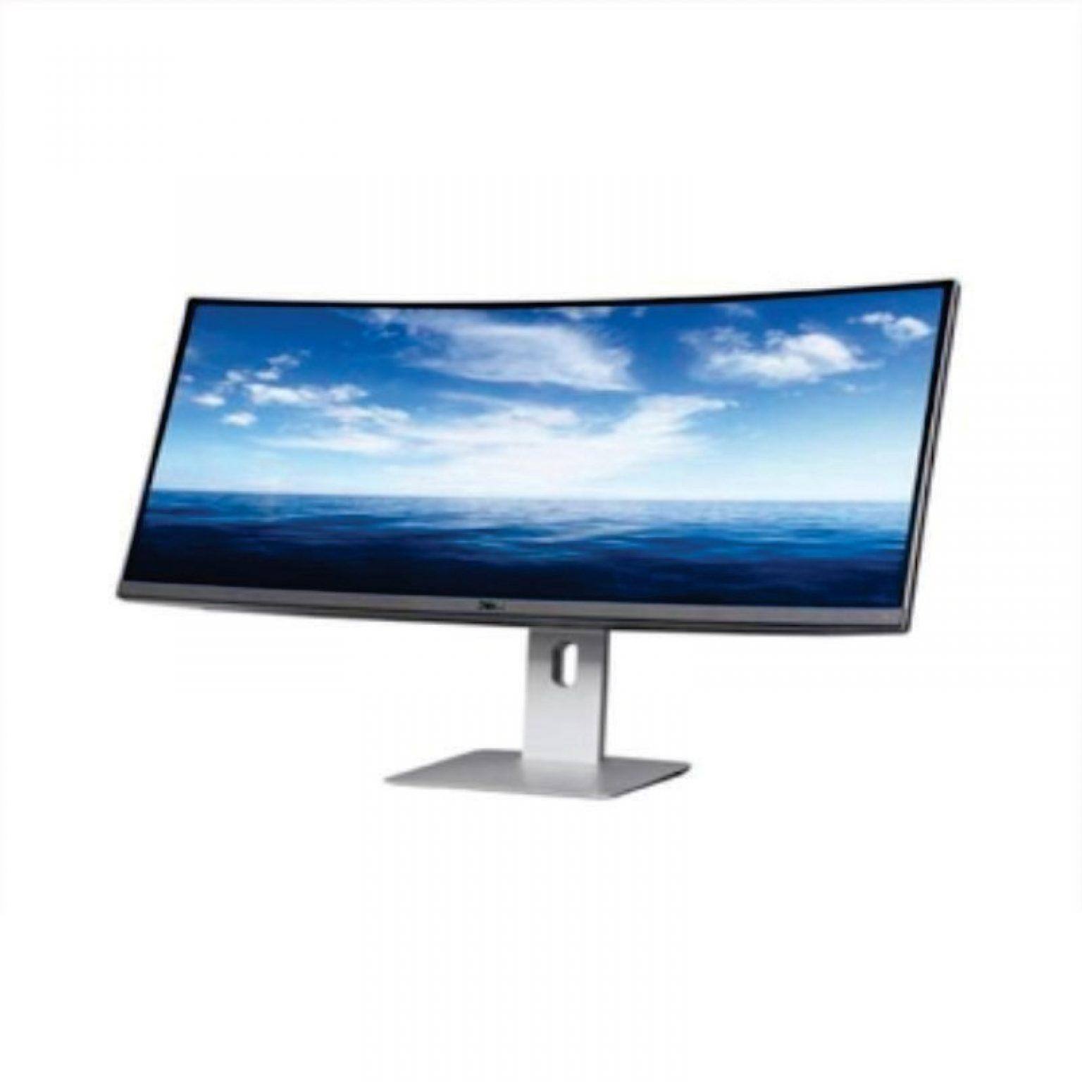 DELL - UltraSharp [U3415W] 34Inchi Curved Monitor