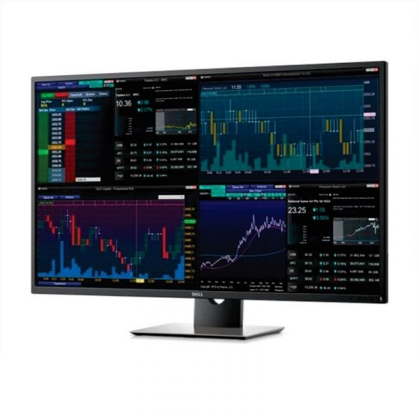 DELL - 43 Ultra HD 4K Multi Client Monitor [P4317Q] 43Inchi