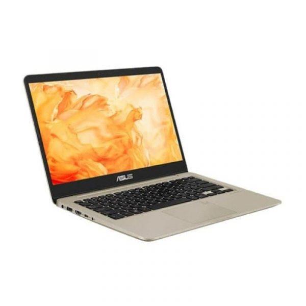 ASUS - A407UA-BV320T (i3-7020U/4GB RAM/1TB HDD/14 inch/Win10SL/Icicle Gold)