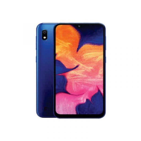 SAMSUNG - A10 Blue [SM-A105GZBGXID]