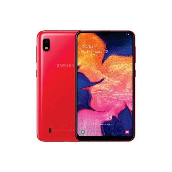 SAMSUNG - A10 Red [SM-A105GZRGXID]