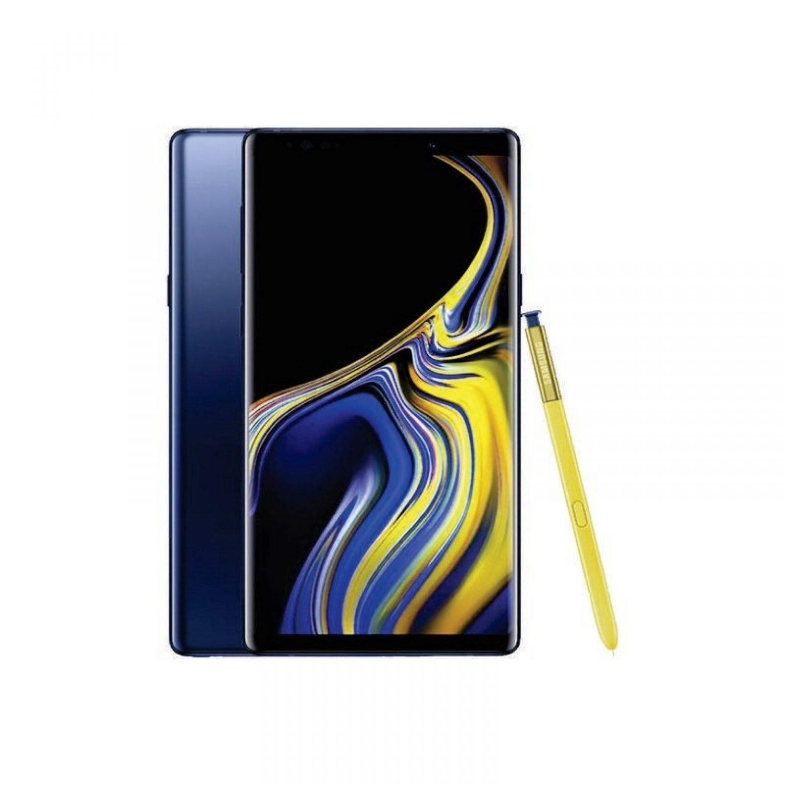 SAMSUNG - Note 9 128 Blue [SM-N960FZBDXID]
