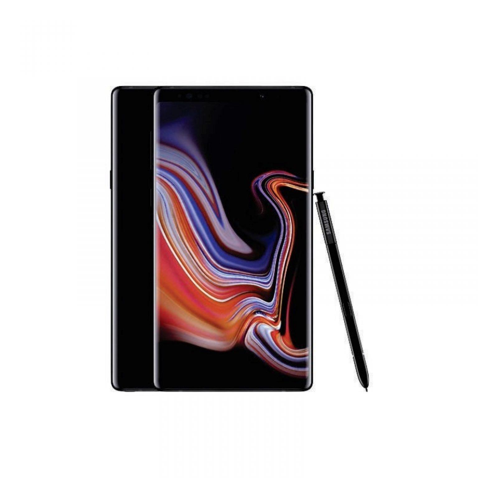 SAMSUNG - Note 9 512 Black [SM-N960FZKHXID]