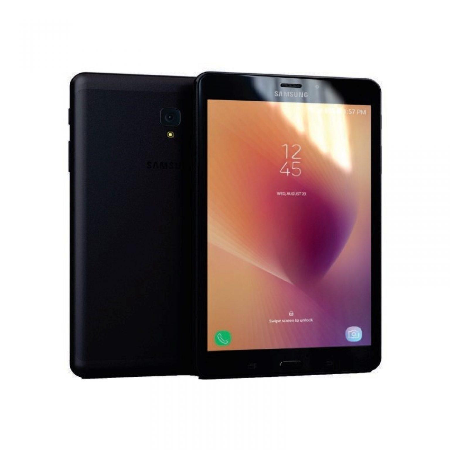 SAMSUNG - Tab A 8 Inchi 2017 black [SM-T385NZKAXID]