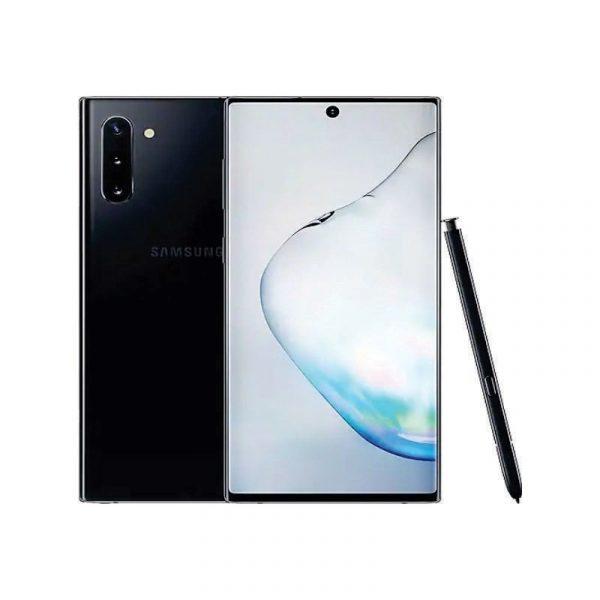 SAMSUNG - Galaxy Note 10+ 256 GB Aura Black [SM-N975FZKDXID]