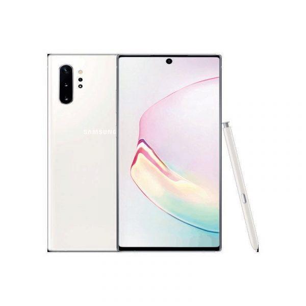 SAMSUNG - Galaxy Note 10+ 256 GB Aura White [SM-N975FZWDXID]