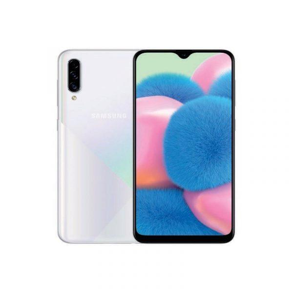 SAMSUNG - Galaxy A30s 64Gb White [SM-A307GZWVXID]