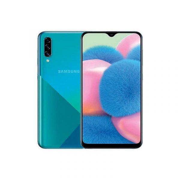 SAMSUNG - Galaxy A50s 64Gb Green [SM-A507FZGUXID]