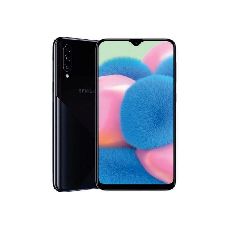 SAMSUNG - Galaxy A50s 128Gb Black [SM-A507FZKWXID]
