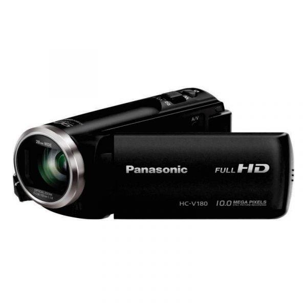 PANASONIC - Camcorder HC-V180GA-K