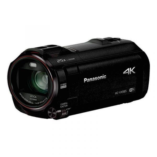 PANASONIC - Camcorder VX985 Black
