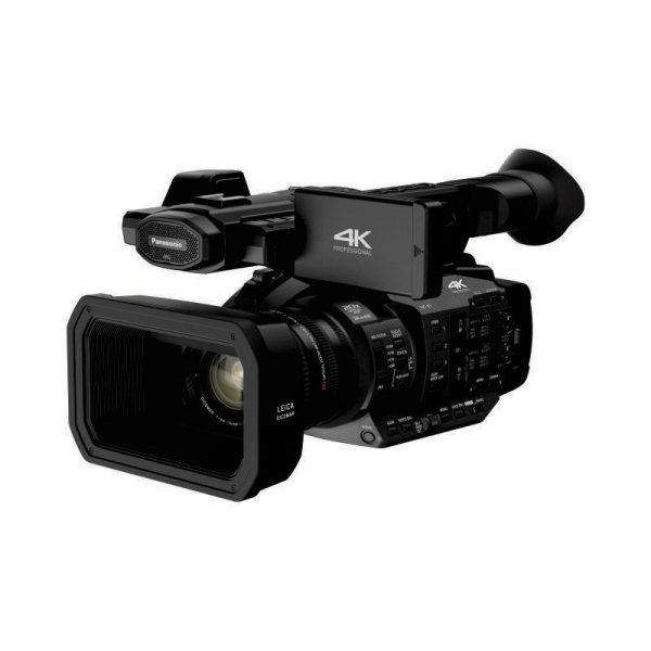 PANASONIC - Camcorder Pro X1000 Black
