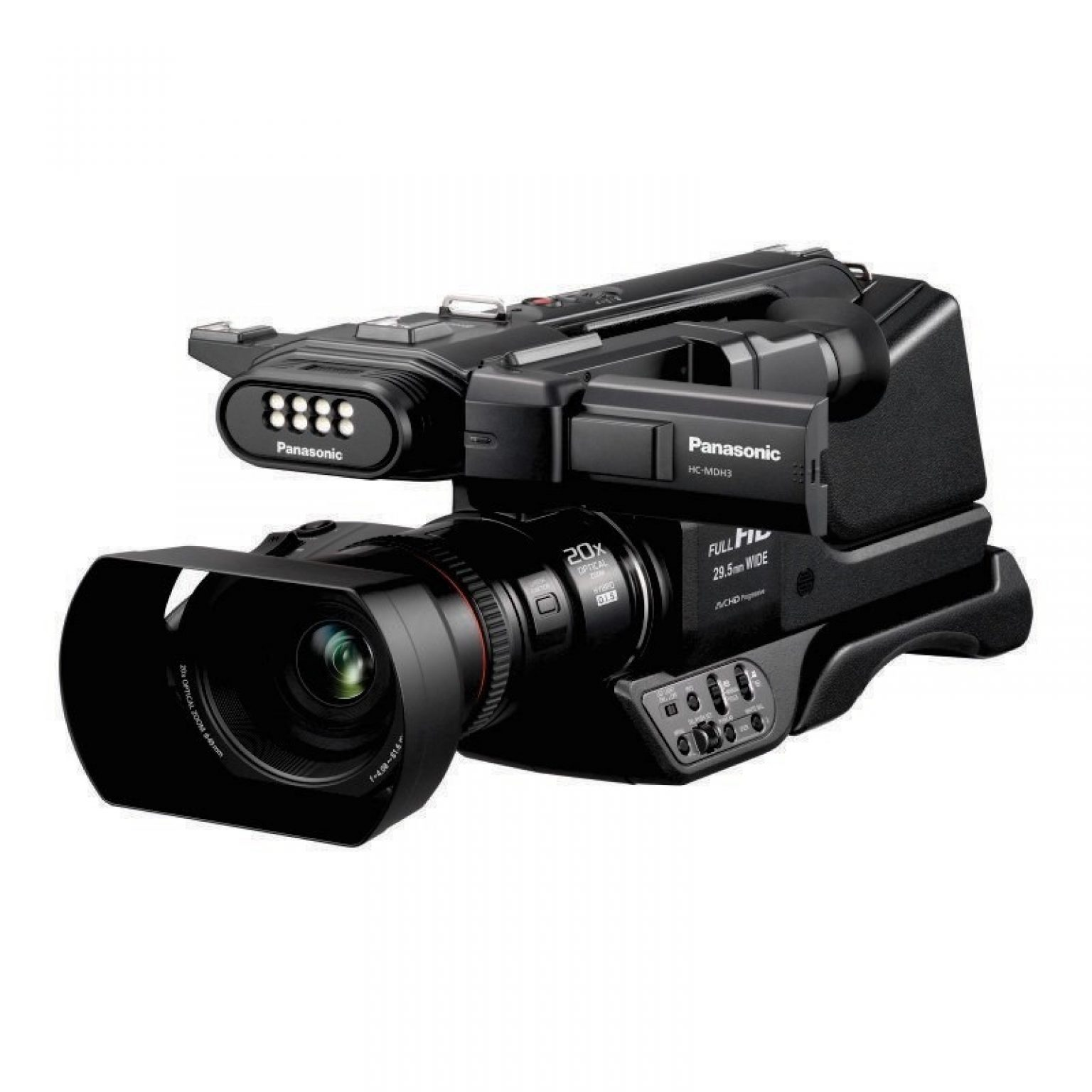 PANASONIC - Camcorder HC-MDH3GC