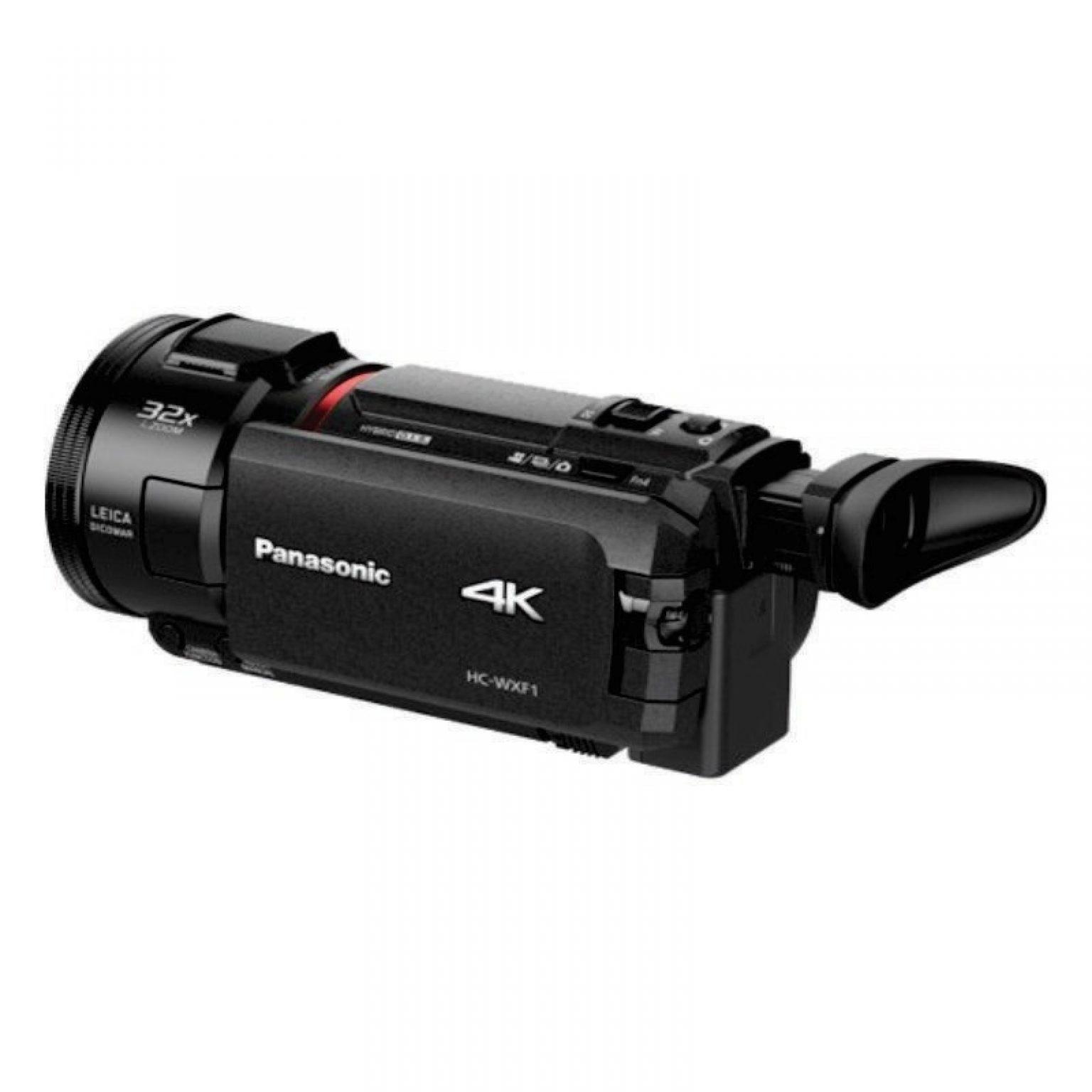 PANASONIC - Camcorder HC-WXF1GC-K
