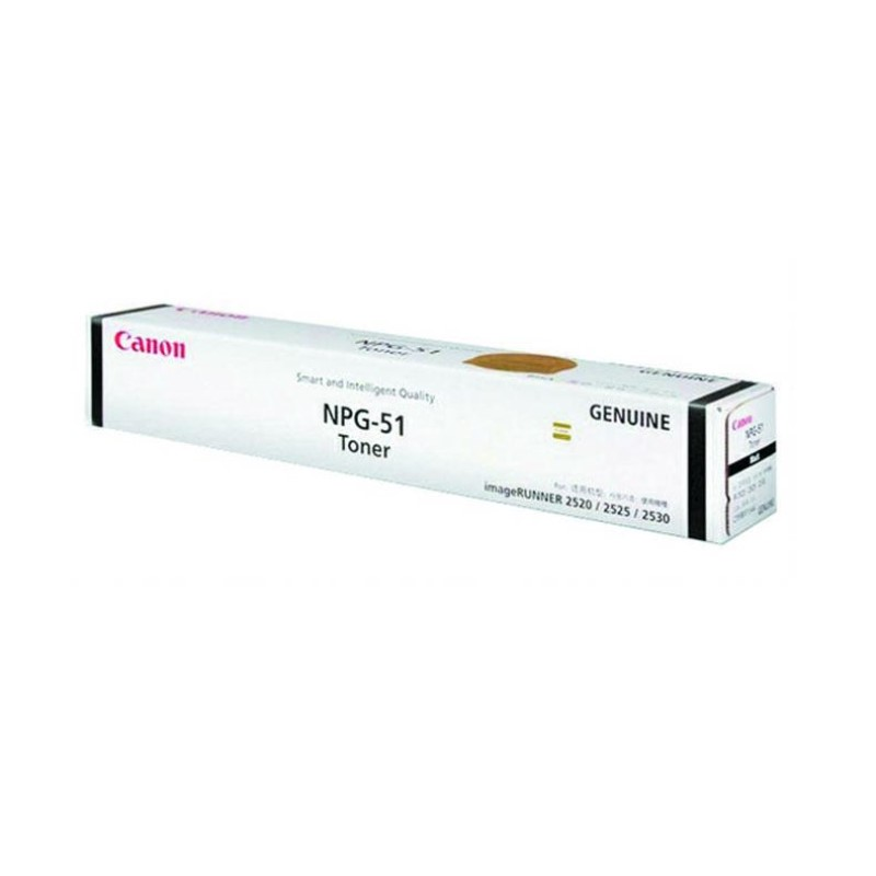 CANON - Black Toner NPG-51
