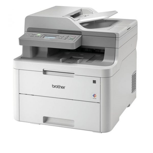 BROTHER - Printer Laser Color Multifungsi DCP-L3551CDW