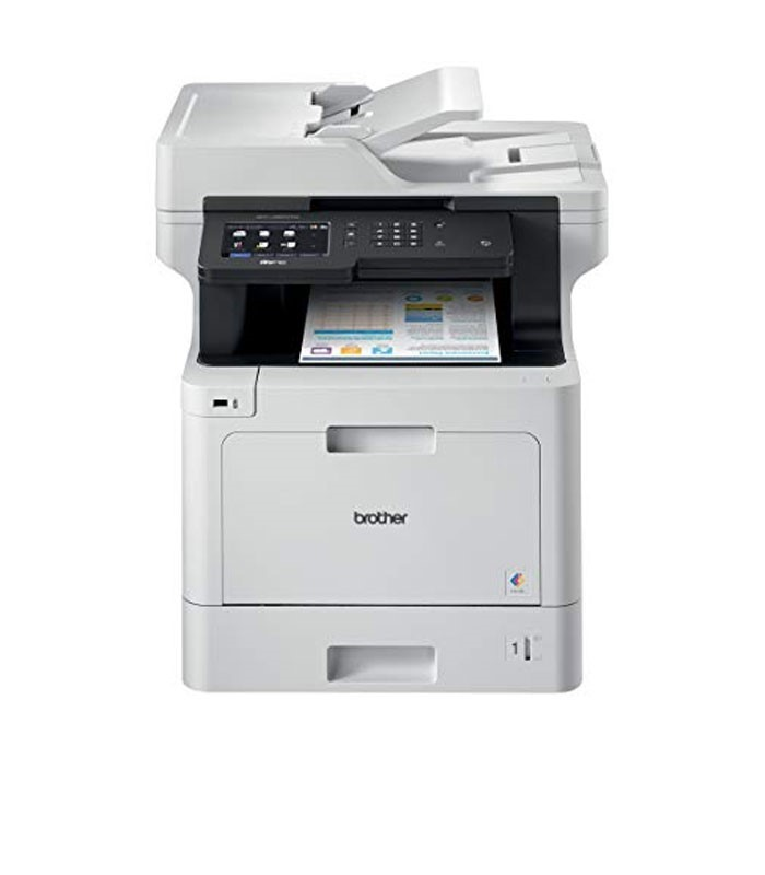 BROTHER - Printer Laser Color Multifungsi MFC-L8900CDW