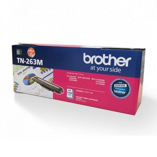 BROTHER - Magenta Toner Cartridge TN-263M
