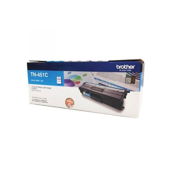BROTHER - Cyan Toner Cartridge TN-451C