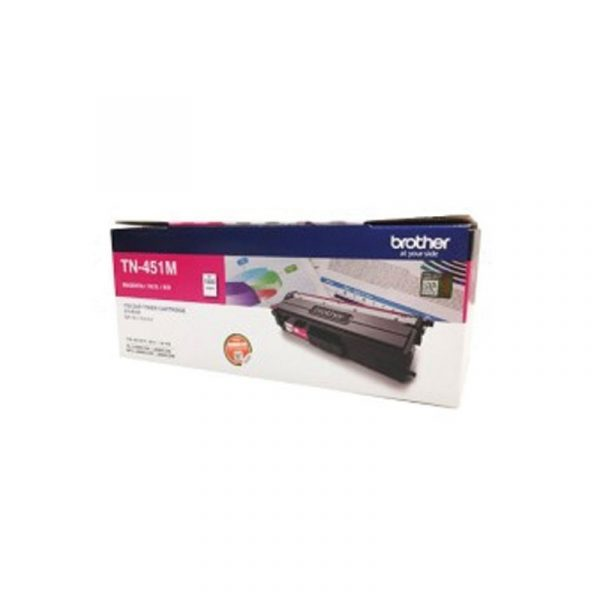 BROTHER - Magenta Toner Cartridge TN-451M