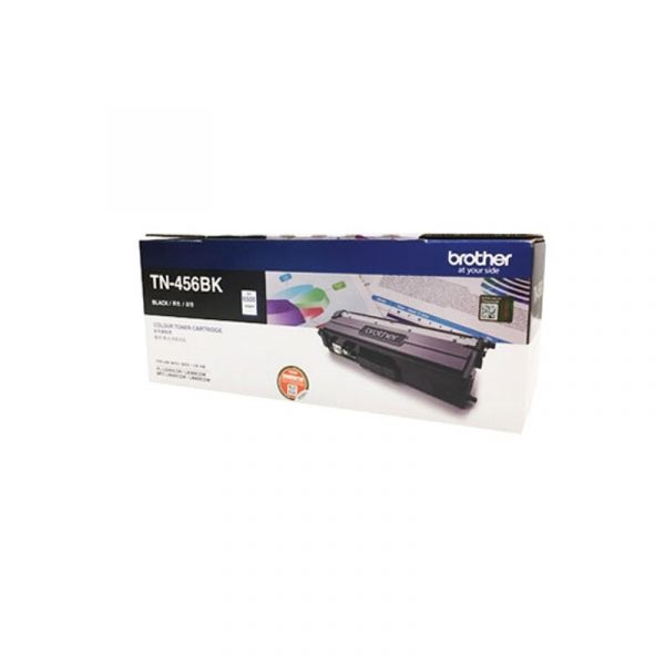 BROTHER - Black Toner Cartridge TN-456BK