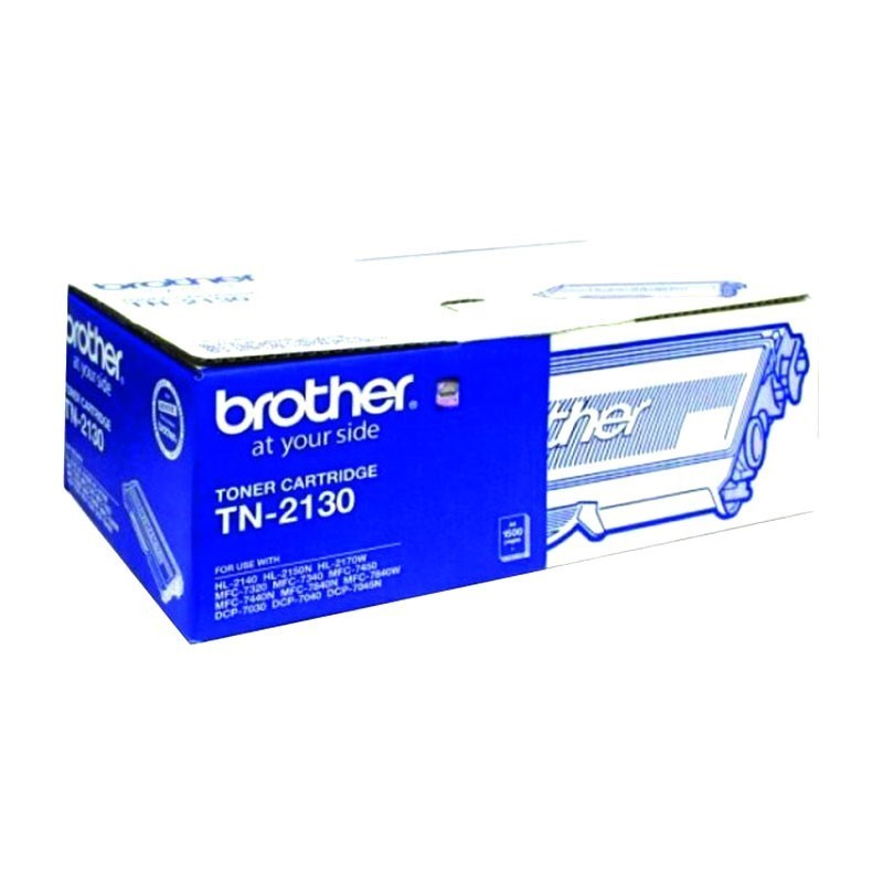 BROTHER - Black Toner Cartridge TN-2130