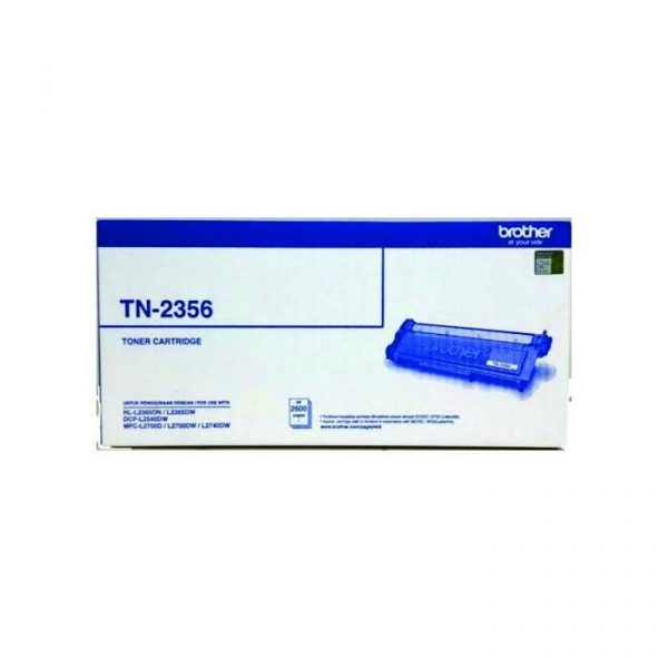 BROTHER - Black Toner Cartridge TN-2356
