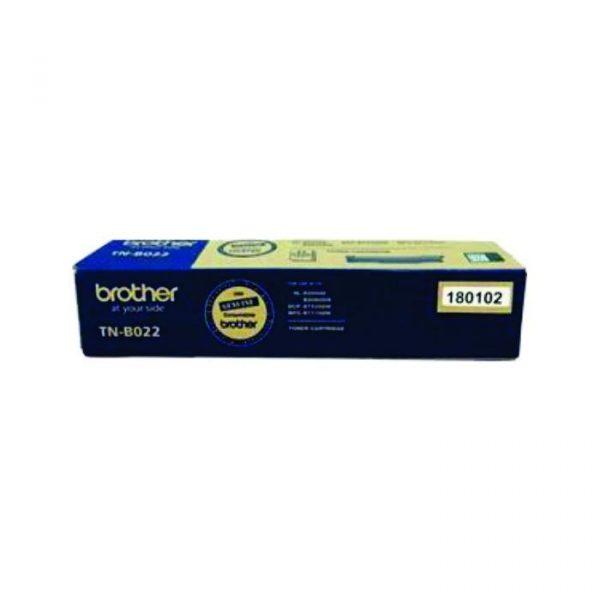 BROTHER - Black Toner Cartridge TN-B022