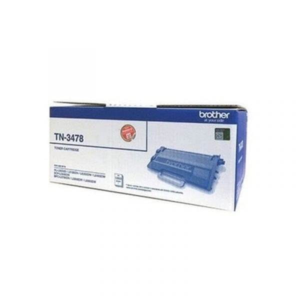 BROTHER - Black Toner Cartridge TN-3478