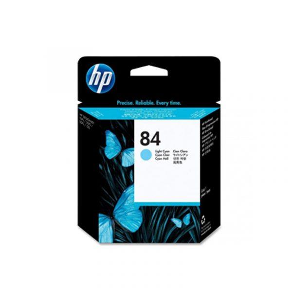 HP - 84 Light Cyan Printhead [C5020A]