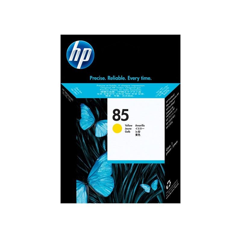 HP - 85 yellow printhead [C9422A]
