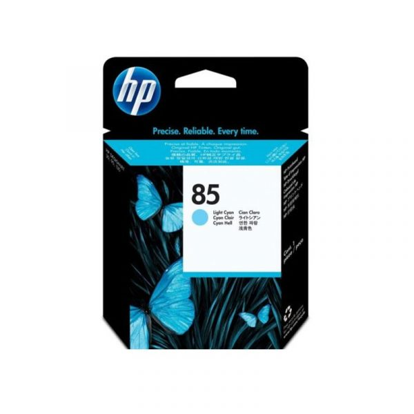 HP - 85 light cyan printhead [C9423A]