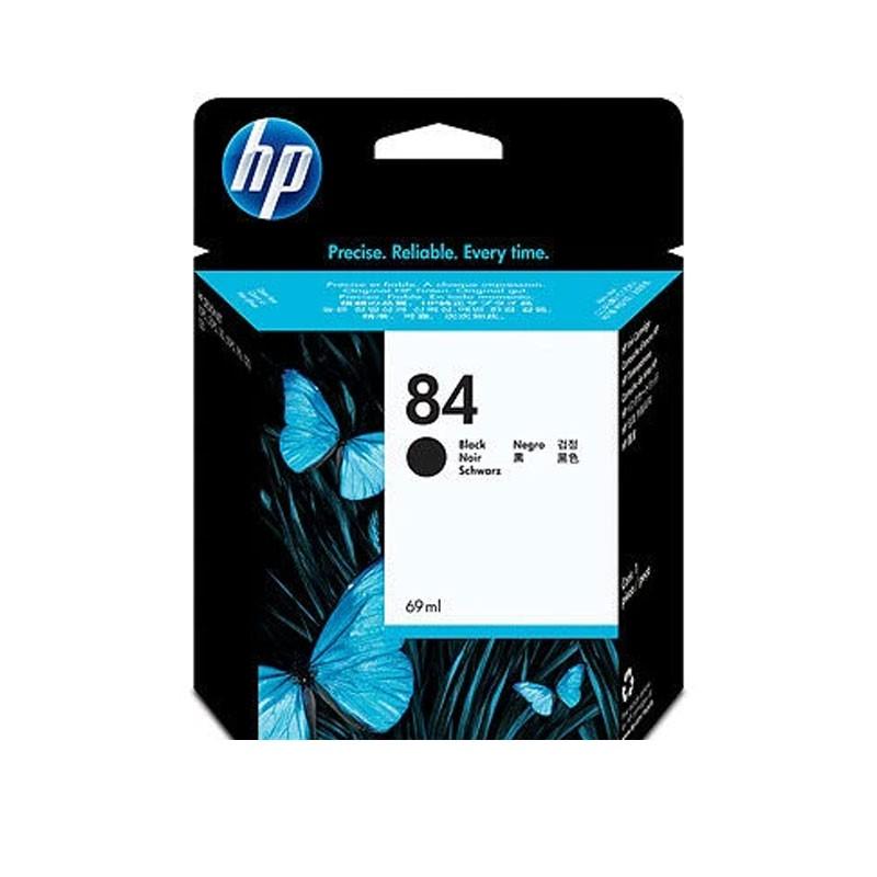 HP - 84 Black Ink Cartridge [C5016A]